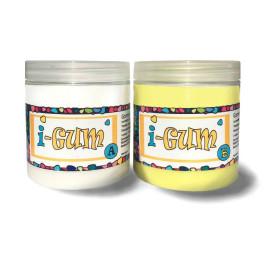 Kit goma pasta silicona en pasta iGum 500 g