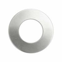 Aro de aluminio Impressart para grabar - 25 mm