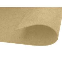 Lamina A4 fieltro Adhesivo- 30x20 cm, 2 mm espesor - Beige