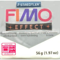 Fimo Soft Effect, pastilla 56 g, color 04 fosforescente