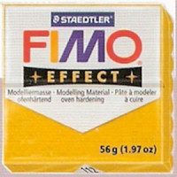 Fimo Soft Effect, pastilla 56 g, color 112 oro brillante