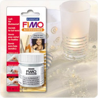 Barniz en base agua 35 mL - MARCA FIMO