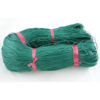 Cordón de algodon de 1 mm. Color verde mar (1 m)