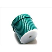 Cordón cuero color turquesa 2.5 mm ( 1 metro)