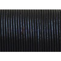Cuero nacional alta calidad 1.5 mm color negro( 1 m)