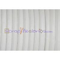 Cuero nacional alta calidad 4.5 mm color BLANCO (1 m)