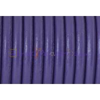 Cuero nacional alta calidad 4.5 mm color MORADO (1 m)