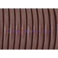 Cuero nacional alta calidad 4.5 mm color MARRON OSCURO  (1 m)