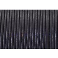 Cordon cuero violeta 1.5 mm ( 1 metro)