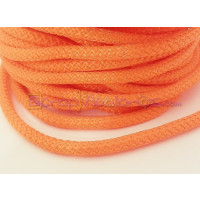 Cuerda escalada 5 mm grosor. Color naranja (1 m)