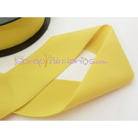 Cordon Lycra 30 mm. Color oro (50 cm )