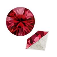 Chaton xilion cristal Swarovsky SS29 SIAM  6 mm
