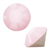 Chaton xilion cristal Swarovsky SS29 Rose alabaster 6 mm