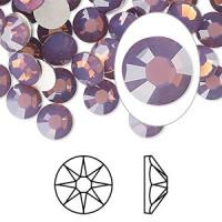 Chaton Xilion Swarovski 2088 SS34 -  Cyclamen opal - 1 ud