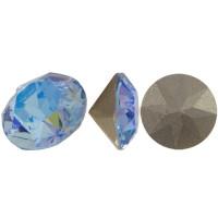 Chaton Xilion Swarovski 1028 SS39 -  Light sapphire- 1 ud