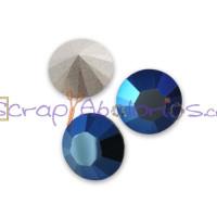 Chaton Xilion Swarovski 1028 SS39 -Crystal Metalic blue - 1 ud