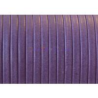 Cuero plano denver violeta 3 mm alta calidad ( 1 metro)