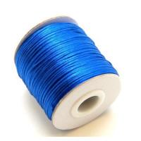 Bobina 90 metros cola raton 1 mm- Color azulon