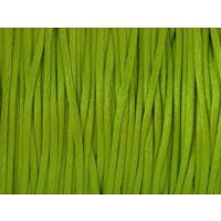 Bobina 90 metros cola raton 1 mm- Color verde claro