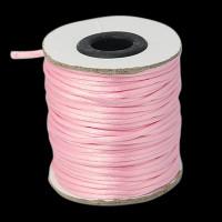 Bobina cola de raton 2 mm, color rosa bebe 020 ( 43  metros)