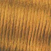 Cordon de saten 1 mm, color oro-tostado ( 1 metro)
