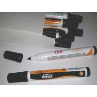 Rotulador para tela- Darwi- Negro punta gruesa