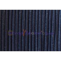 Cordon elástico redondo 1 mm color azul marino ( 1 metro)
