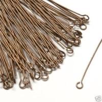 Bastón anilla 35 mm color cobre ( 100 uds)