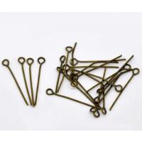 Bastón anilla color bronce 2.6 cm (100 uds)