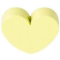 Figurita PREMIUM- Corazon redondito 18x18 mm - Verde limon 26