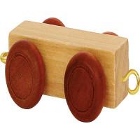 Articulo bebe - Tren de Letras - Remolque 7x3.5x2 cm