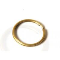 Llavero argolla  color bronce 35 mm
