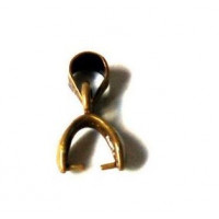 Fornitura gancho pinchabola bronce 15 mm