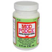 Mod Podge Gloss Paper Gloss- Grande- 8Oz-236 mL