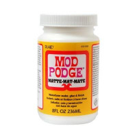 Mod Podge Matte Mate - Grande-8 Oz- 236 mL