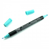 Rotulador Zig Kuretake- Calligraphy Chalk Pastel- Blue