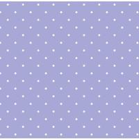 Papel cartonaje 32x48.3 cm- Lunar blanco en fondo lila PYF318