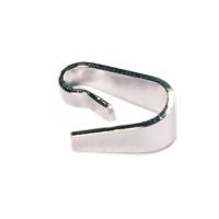 Fornitura pinchabola para colgante de Plata de Ley 9x5 mm