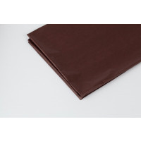 Papel de seda 50x70 cm- Color Marron
