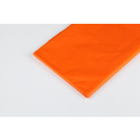 Papel de seda 50x70 cm- Color Naranja