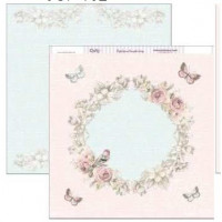 "Papel Scrapbooking doble cara 12x 12"""" - Comunion SCP-105"