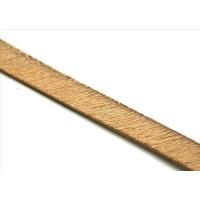 Tira de potro 10 mm BEIGE ( 20 cm)