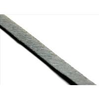 Tira de potro 10 mm GRIS CLARO ( 20 cm)