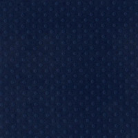 "Papel scrap Bazill embosado 12x12""""- DeepBlue ( azul marino)"
