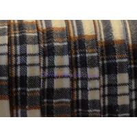 Tireta de tejido tela cosida escocesa Beige - 20 cm