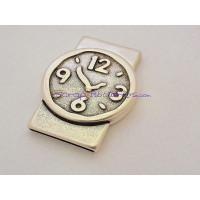 Cierre zamak  iman 41x29 mm labrado reloj Taladro 20x2 mm