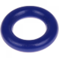 Aro pequeño de madera 35x9 mm, interior 18 mm - Color Azul Marino 21