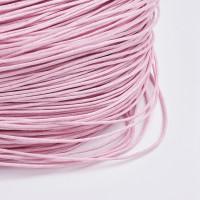 Cordon algodon 1 mm rosa claro (1 metro)