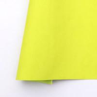 Ecopiel mate 35x50 cm-  Color verde lima