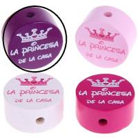 Figurita PREMIUM moneda La princesa de la casa -Purpura 08